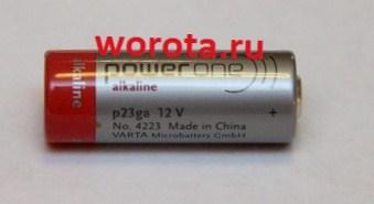 батарейки для пульта HORMANN HSM 4 40