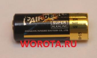 Батарейка - элемент питания пульта INTRO 2