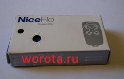 Пульт NICE FLO 1 в упаковке