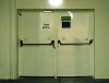 Двустворчатые ПП двери