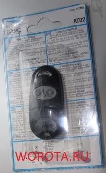 Пульт CAME № 2 CR 2016 433,92 MHz FCC ID: M48 ATO 2 CE 0678 ATO 2 ATO2 CR2016 в оригинальной упаковке