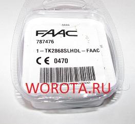 Пульт FAAC - упаковка