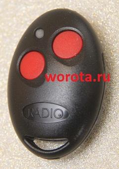 Пульт RADIO 8101-2