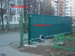 Автоматические секционные ворота регулировка